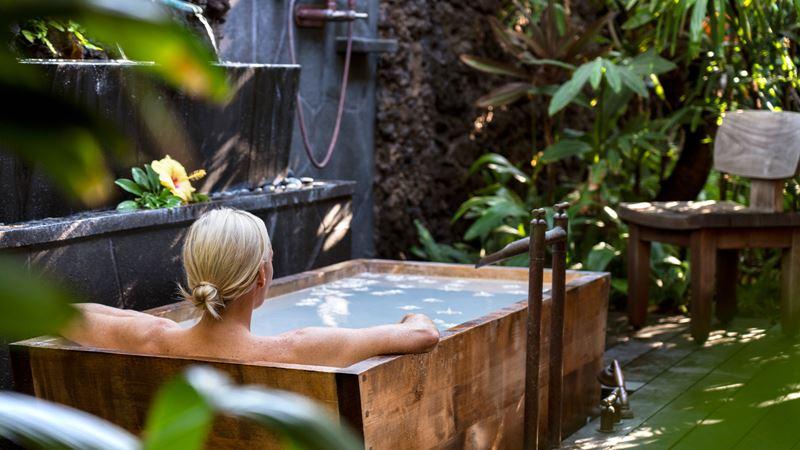 Домашняя спа-процедура от Four Seasons Resort Hualalai