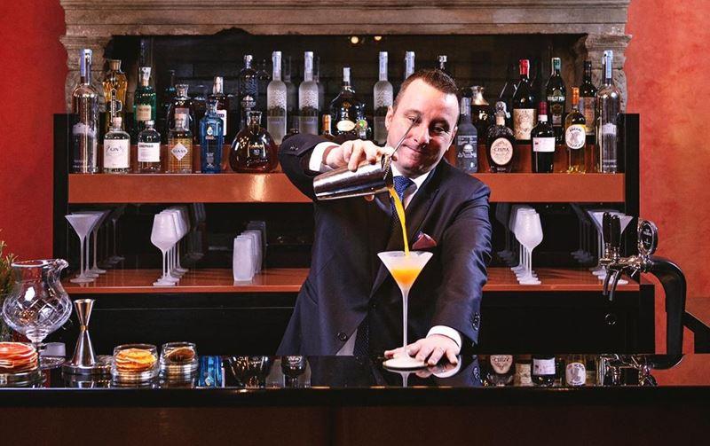 Рецепт коктейля Тирамису от Луки Анджели (Four Seasons Hotel Milan)