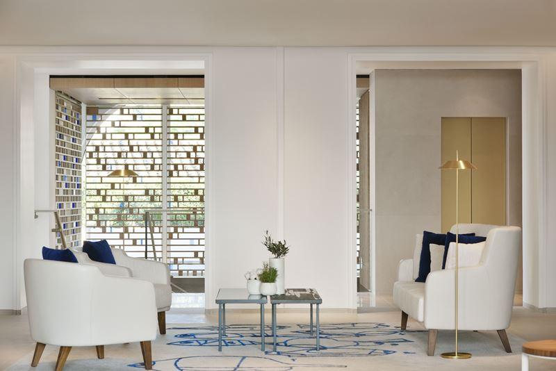 Дизайн отеля Cheval Blanc St-Tropez (Франция, Сен-Тропе) - фото 3