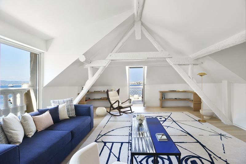 Дизайн отеля Cheval Blanc St-Tropez (Франция, Сен-Тропе) - фото 1