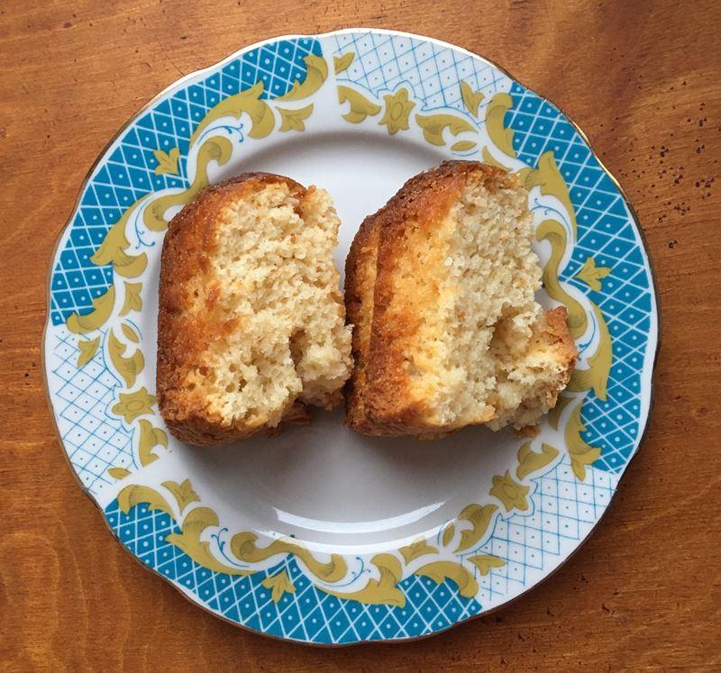 Апельсиновый кекс из готовой смеси «Печём дома» - отзыв и пошаговое фото 7