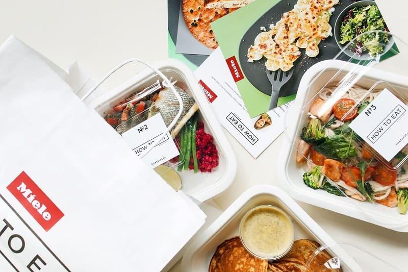 Miele x How to Eat: здоровое питание быстро и с удовольствием