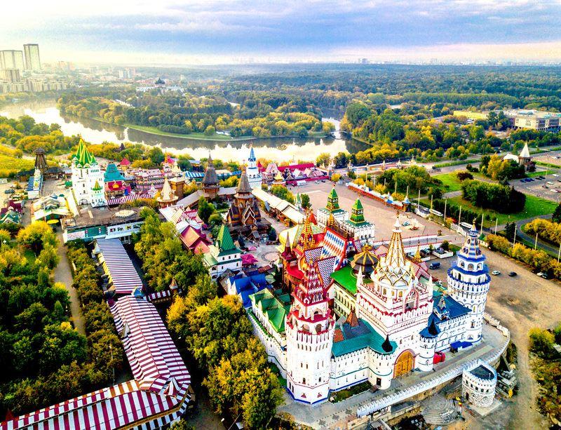 Онлайн-экскурсии по Москве: Царицыно, Коломенское, Спасо-Андроников монастырь и Кремль в Измайлово
