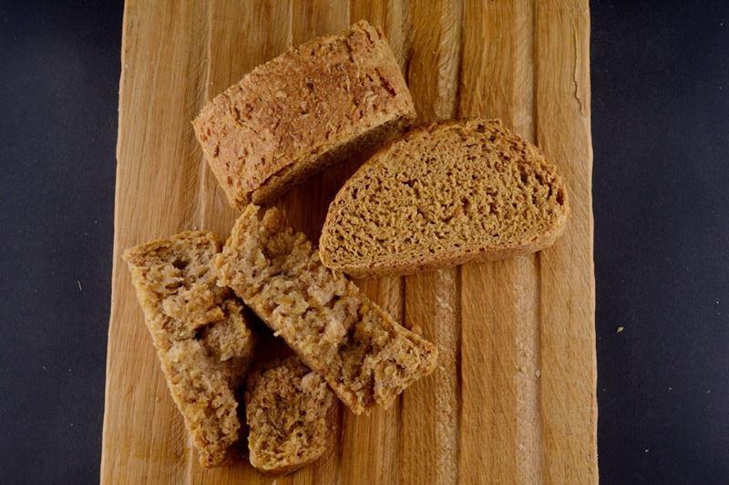 Рецепт критских ячменных сухарей Barley Rusk от шеф-повара