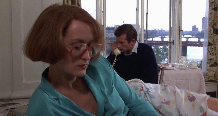 Фильмы в отелях Fairmont - «Женщина французского лейтенанта» (1981)