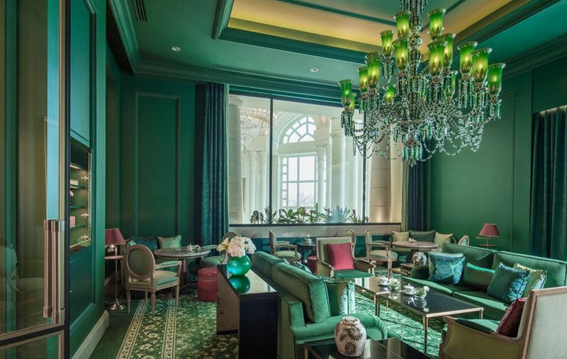 Four Seasons Hotel Doha - дизайн интерьера - фото 3