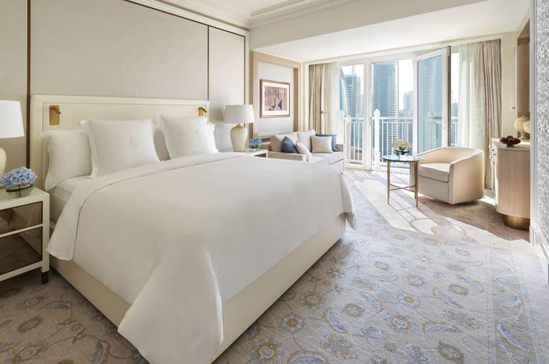 Four Seasons Hotel Doha - дизайн интерьера - фото 5