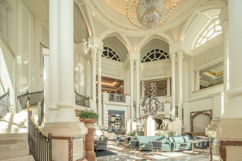 Four Seasons Hotel Doha - дизайн интерьера - фото 1