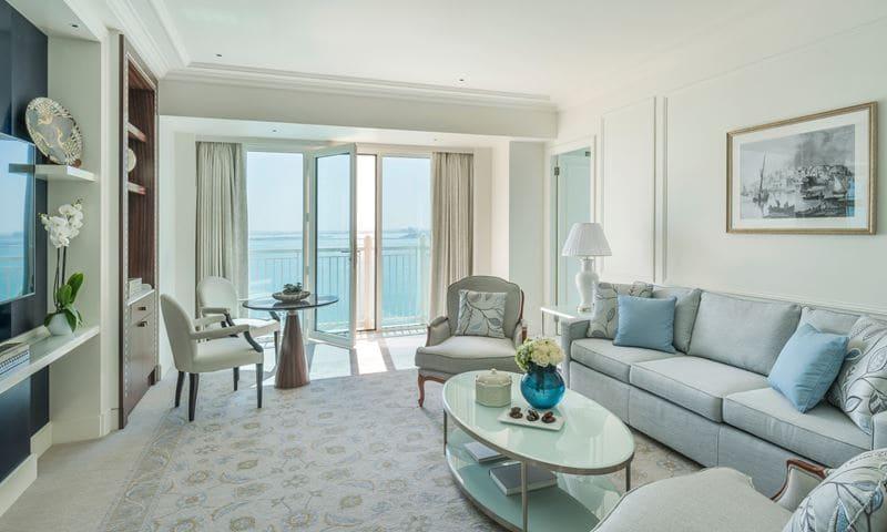 Four Seasons Hotel Doha - дизайн интерьера - фото 7