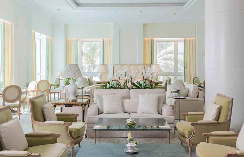 Four Seasons Hotel Doha - дизайн интерьера - фото 4