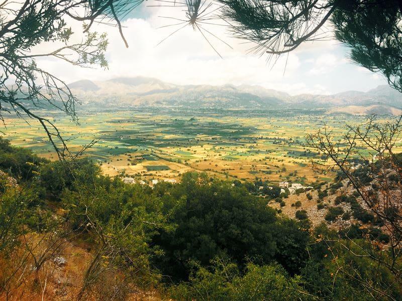 Что посмотреть на Крите - плато Лассити