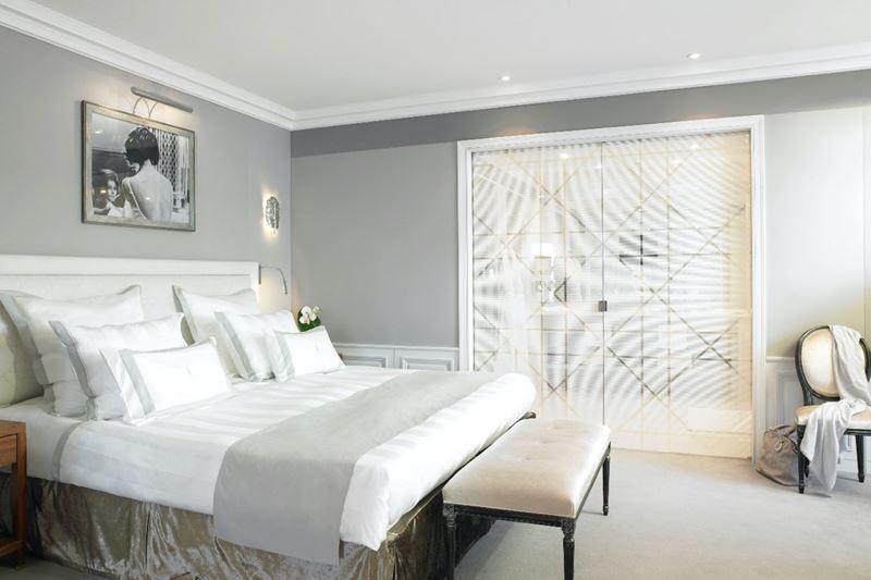Знаковые сьюты отелей - Hôtel Barrière Le Majestic Cannes, France Cьют Christian Dior