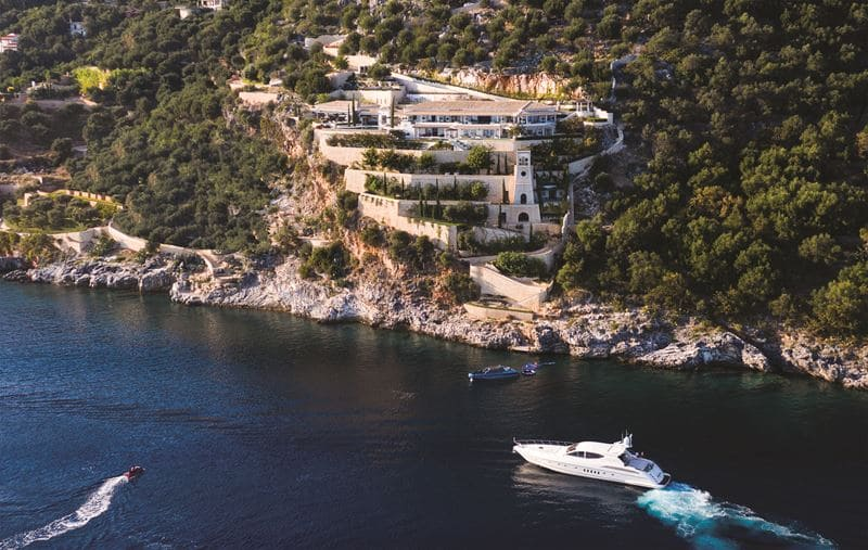 ULTIMA Corfu – первая вилла ULTIMA Collection на морском побережье - фото 1