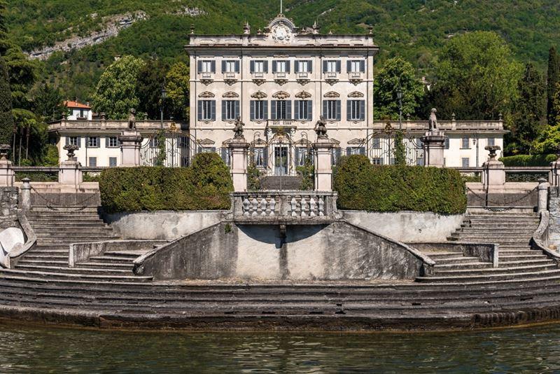 Знаковые сьюты отелей - Villa Sola Cabiati