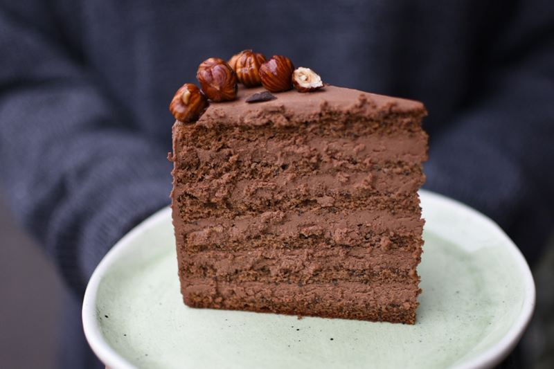 Сладкий ЗОЖ: торты от кафе «Без Рецепта» без глютена и рафинированного сахара