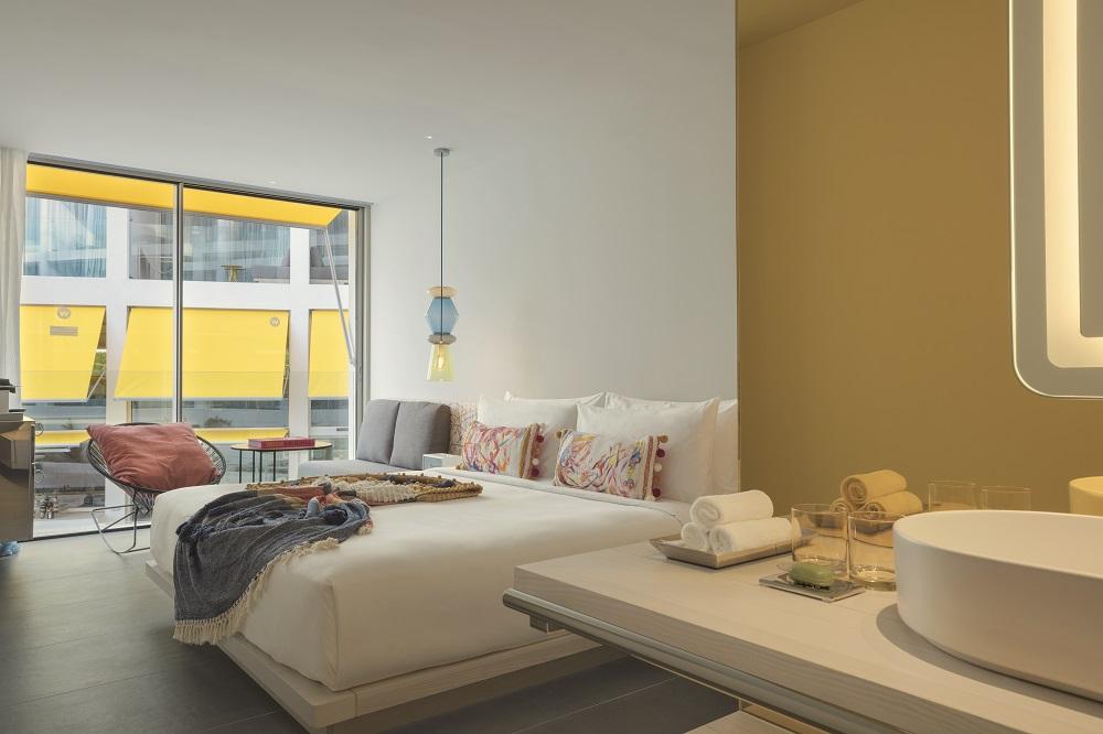 Дизайнерский отель W Ibiza - фото 4