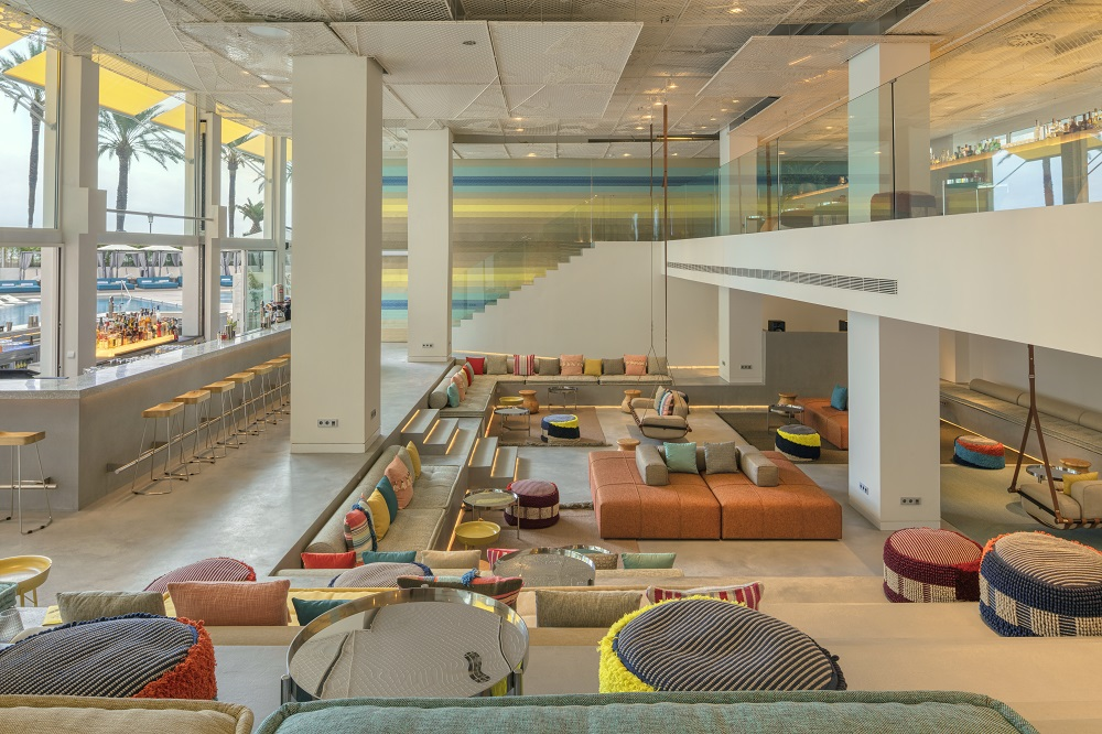 Дизайнерский отель W Ibiza - фото 3