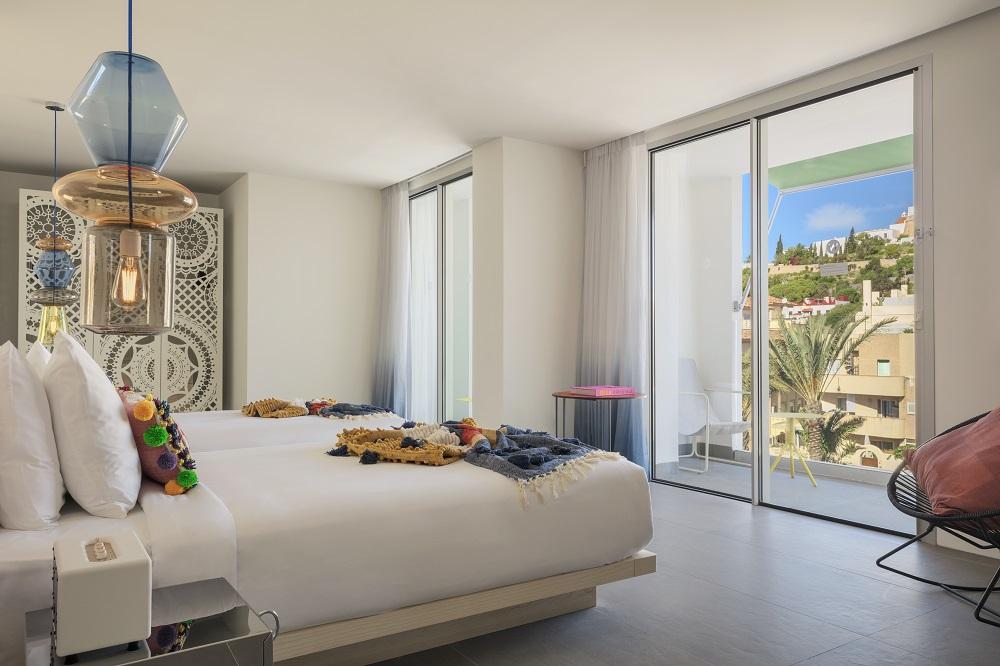 Дизайнерский отель W Ibiza - фото 2