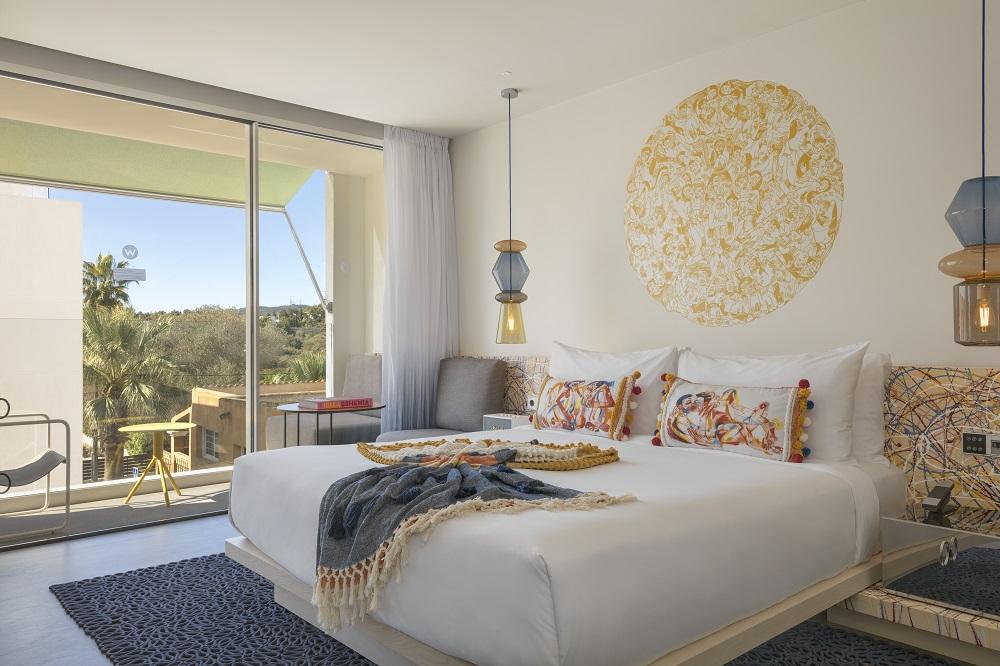 Дизайнерский отель W Ibiza - фото 5
