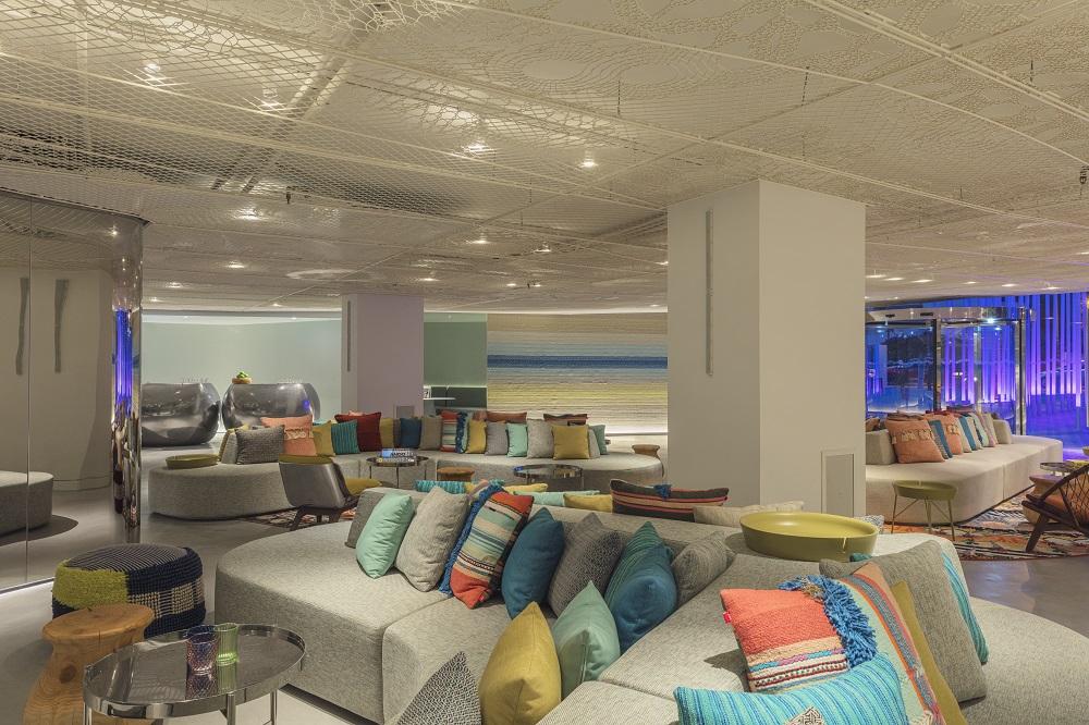 Дизайнерский отель W Ibiza - фото 1