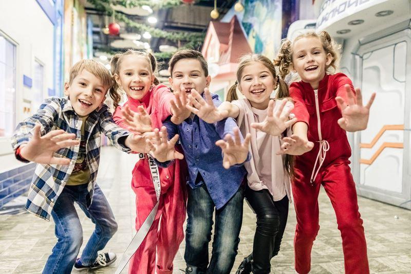 #Москвастобой предлагает новые места для отдыха с детьми