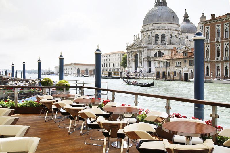 Йога с видом на Венецию с The Gritti Palace, a Luxury Collection Hotel, Venice