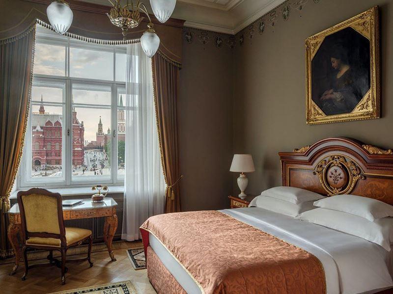 Онлайн-экскурсии по известным историческим отелям столицы от #Москвастобой