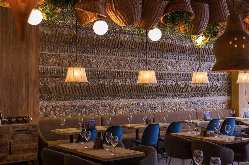 Новое место в Москве: кафе современной грузинской кухни Saperavi Cafe - фото 2
