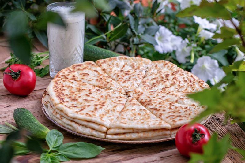 Фестиваль кавказских сыров в ресторане Maer (Москва)