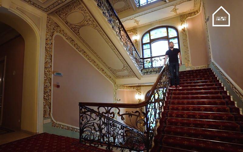 Онлайн-экскурсия по отелю «Националь» появилась на #Москвастобой