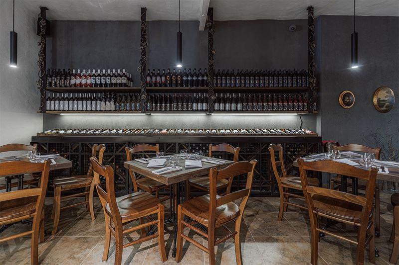 Ресторан-винотека DODICI WINE & KITCHEN – Италия в центре Москвы - фото 2